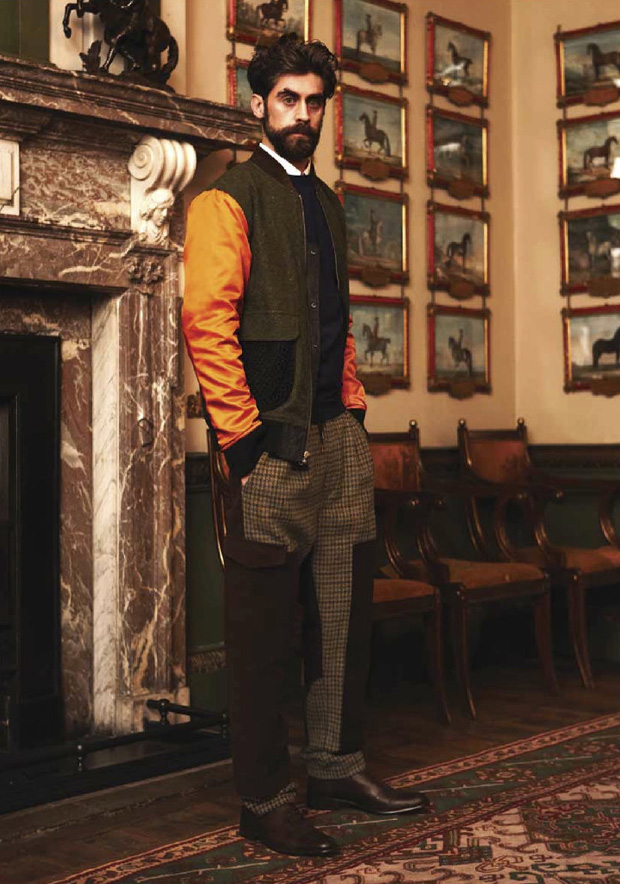 casely hayford 2011 fallwinter day one collection