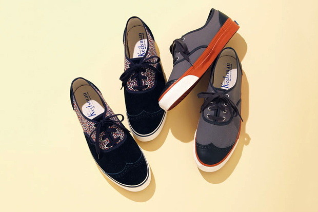 CASH CA x Keds Collection