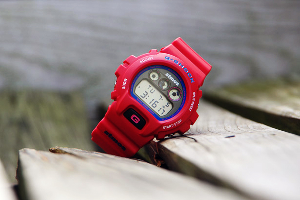 Casio G-Shock DW-6900 - atmos Exclusive