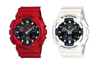 Casio G-Shock GA-100B New Releases
