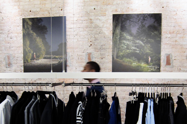 certain young french photography and drawings exhibition agnes b boutique galerie recap