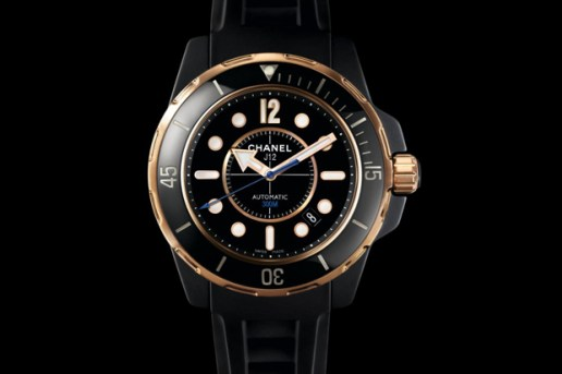 "Chanel J12 ""ONLY WATCH"" Marine Diver"