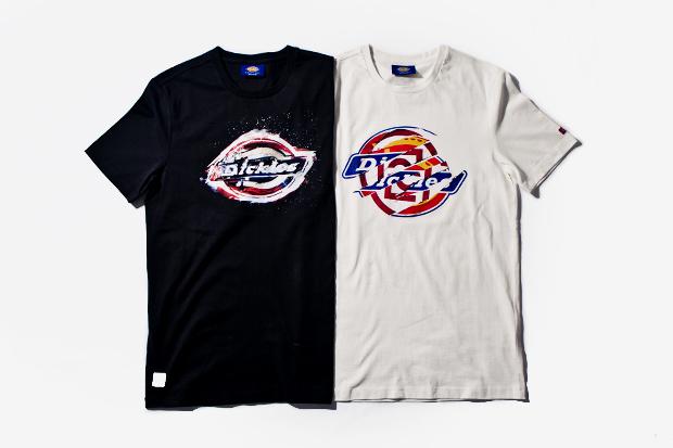 CLOT x Dickies Torn & Shuimo T-Shirts