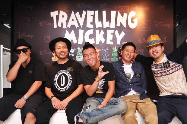 CLOT : Travelling Mickey Shanghai Launch Event Recap