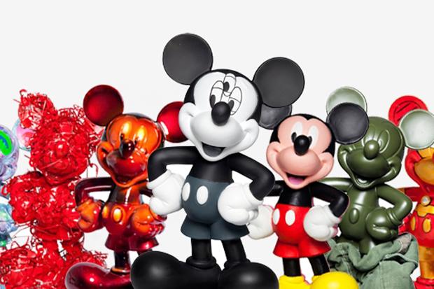 CLOT : Travelling Mickey