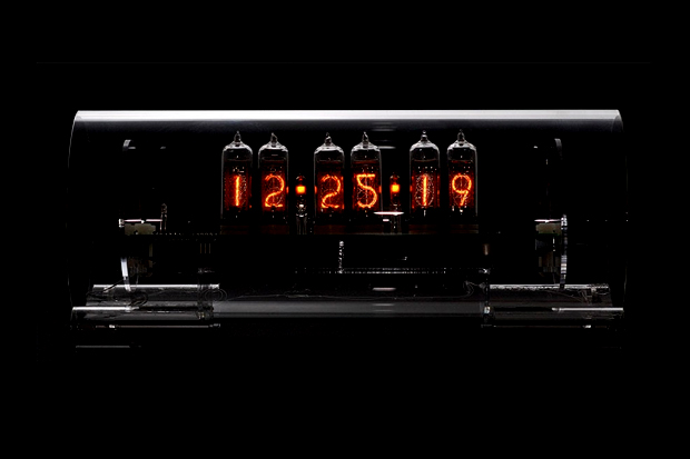 Cold War Creations Nixie Clock