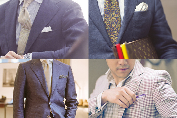 Colonial Goods: Hong Kong Menswear