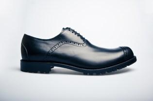 COMME des GARCONS Homme Plus Leather Brogue