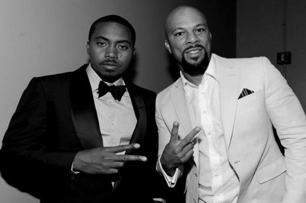 common featuring nas ghetto dreams