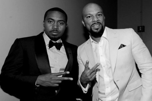 Common featuring Nas - Ghetto Dreams