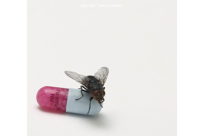 Damien Hirst for Red Hot Chili Peppers 'I'm With You' Album Cover