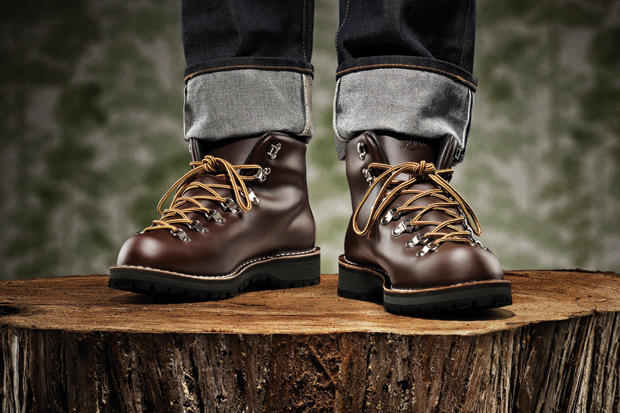 danner stumptown collection