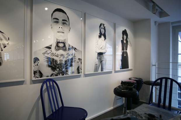 "David Mushegain ""Don't Call It Cool"" Exhibition @ colette Recap"