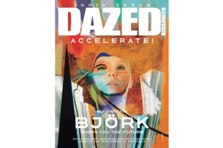 Dazed & Confused 200th Issue - Bjork Guest-Editor