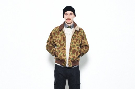 "Deluxe 2011 Fall/Winter ""Birth of the Cool"" Collection"