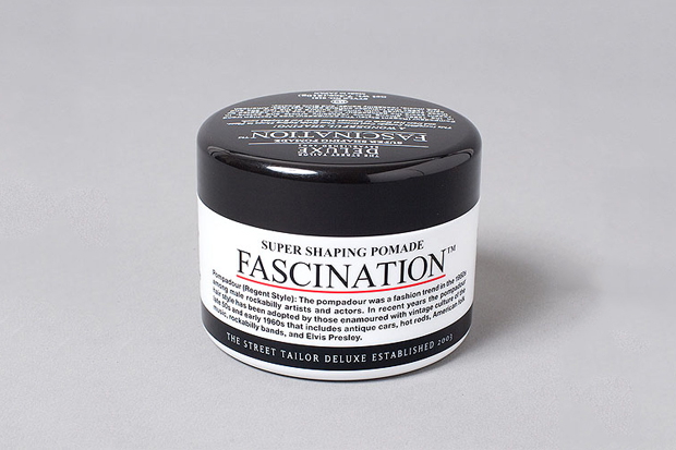 deluxe x fascination pomade