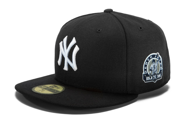 new era derek jeter 3k cap