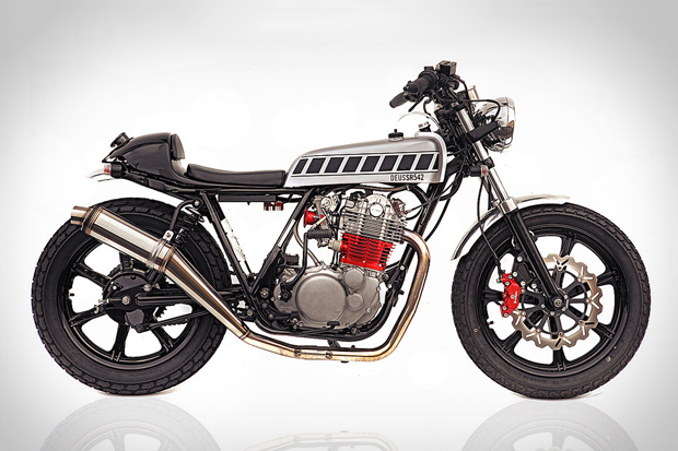 Deus Odd Job SR542 Motorcycle