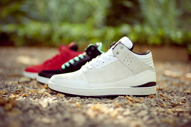 Diamond Supply Co. Footwear Preview