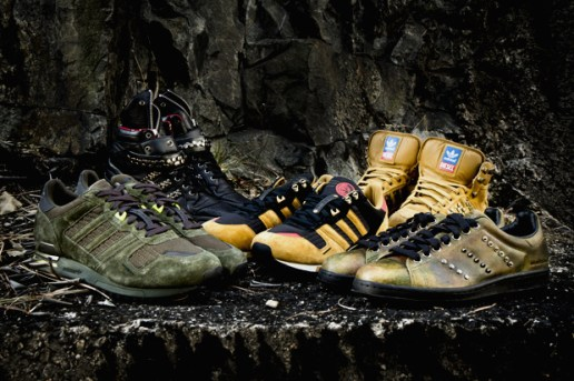Diesel x adidas Originals 2011 Fall/Winter Collection