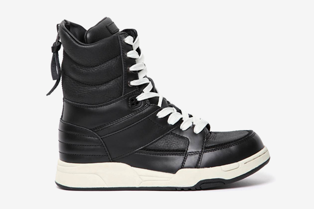 Diet Butcher Slim Skin 2011 Fall/Winter High Top Sneakers