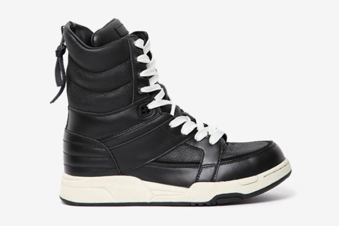 Diet Butcher Slim Skin 2011 Fall/Winter High Top Sneakers