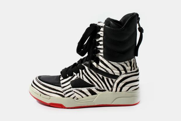 Diet Butcher Slim Skin Zebra Sneaker