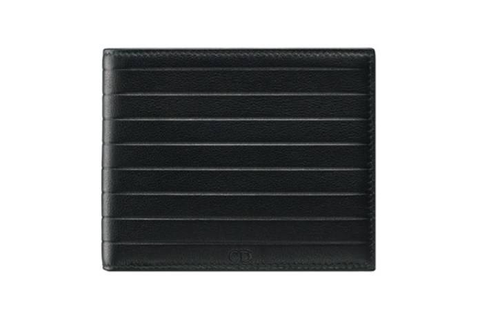 Dior Homme Black Tie Accessories