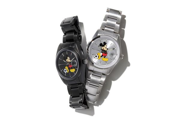 disney x sophnet mickey mouse watch