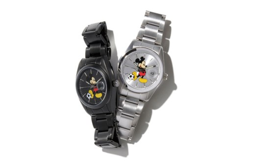 Disney x SOPHNET. Mickey Mouse Watch