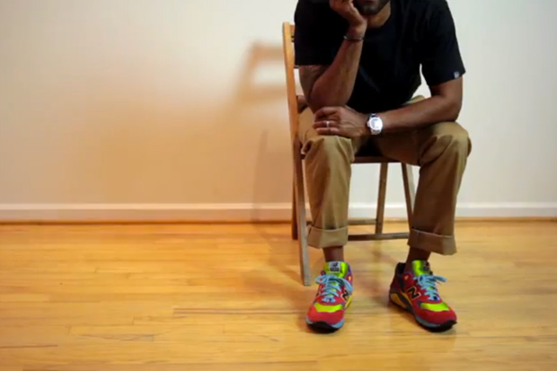 "Distinct Life x New Balance ""30 for 30"" Recap"