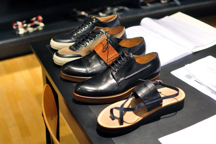 Dries Van Noten 2012 Spring/Summer Footwear & Accessories Preview