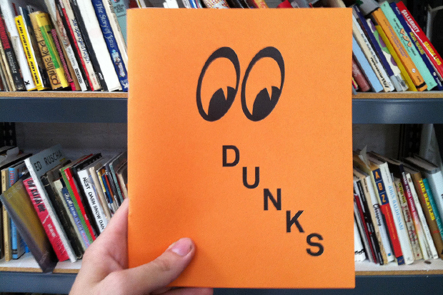 DUNKS Book by Eric Elms
