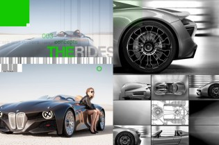 Edition29 THE RIDES for iPad - The Concept Issue