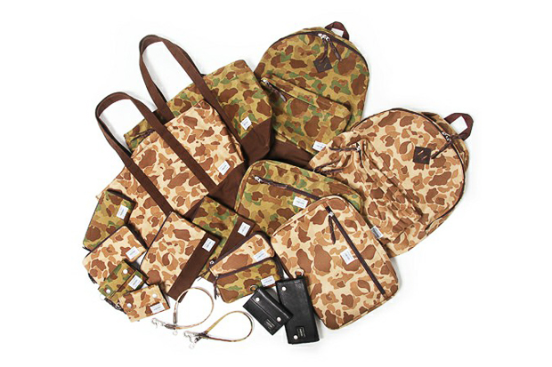 Essential Design x Porter Camouflage Collection