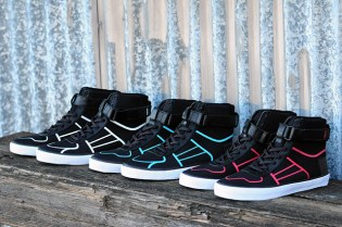 "etnies PAS Collection ""LOS ANGELES"" Senix Hero"