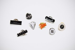 Firmament 5th Anniversary Pin Set