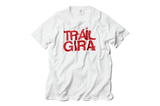 FOUROURS x GIRA Trail T-Shirt
