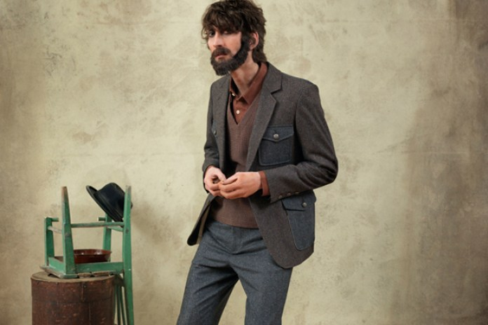 "Frank Leder 2011 Fall/Winter ""Galicia"" Collection"