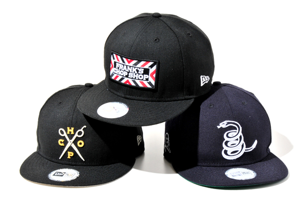 Frank's Chop Shop 2011 Fall/Winter Caps