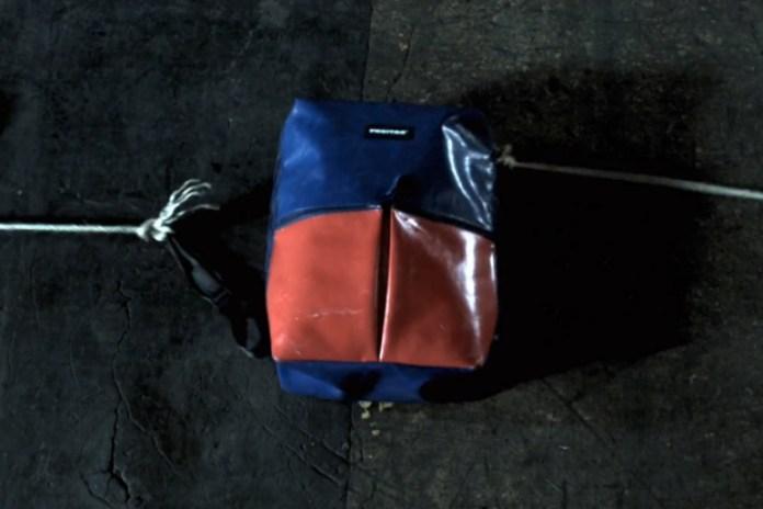 Freitag Backpack Testing