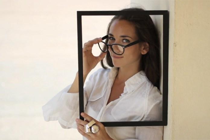 The Frame: Giorgio Armani Eyewear by Yvan Rodic