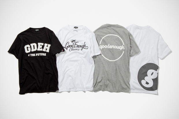 Goodenough Reissue T-Shirt Collection