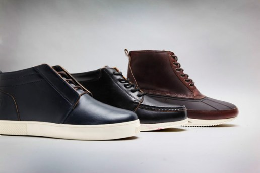 "Gourmet x Horween 2012 Fall/Winter ""Market Price"" Collection Preview"