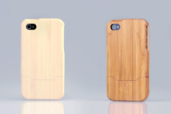 Grove Bamboo iPhone & iPad Cases
