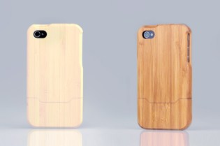 Grove Bamboo iPhone & iPad Cases