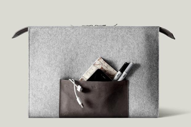 hard graft All-in-One Laptop Folio