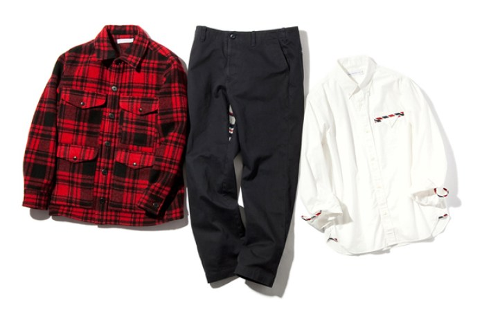 Head Porter Plus 2011 Fall/Winter Collection Preview