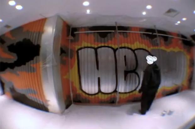 HECTIC Osaka Installation Video