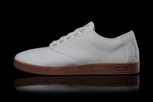 HUF Hufnagel Pro-Canvas White